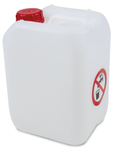 Waste Water container for autonomous was wash basin (10 Litre)