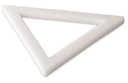 Polyethylene triangle