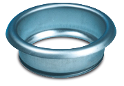 Stainless steel grommet