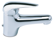 One handle basin tap