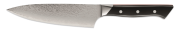 Damascus chicken knife