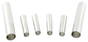 Stuffing horn set in stainless steel