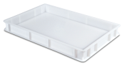 Stackable box for food use